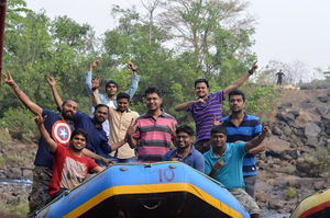 Kolad River Rafting- A weekend gateway
