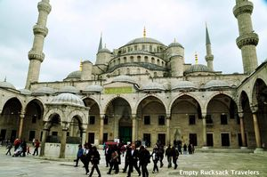 A Lesson In History: Istanbul, Turkey
