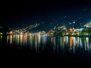The literal city of lakes : Nainital