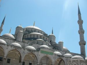 Blue Mosque Apart 1/undefined by Tripoto