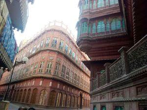 Rampuria Havelis : the abode of richest merchants in Bikaner