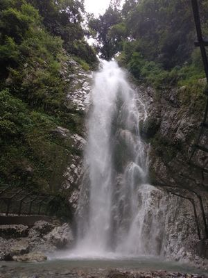 #waterfall #mountains #Himalayas #Dhankuta #vedetar #Nepal