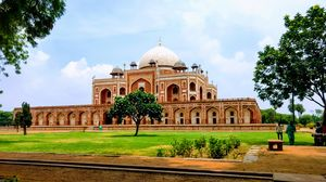 Humayun's Tomb- Best of the Mughal Dwellings