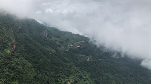 Ride Through Clouds COONOOR A SCENIC BEAUTY