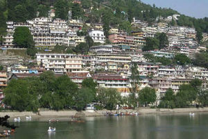 Nainital... Lost Hill Station