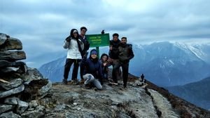 My first ever trek experience at Dzongri Top: A life-changing journey of mine
