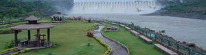 A Day @ Sardar Sarovar Dam, Gujarat.