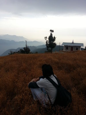 Pari Tibba- The Witch's Hill