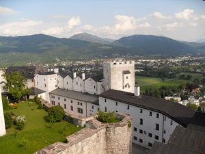 Salzburg Fortress (Festung Hohensalzburg) 1/4 by Tripoto