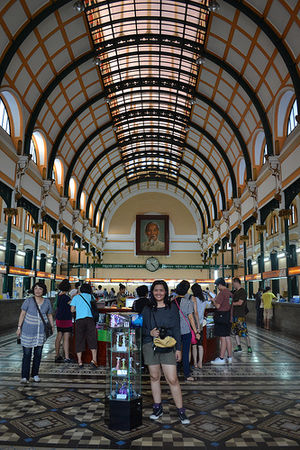 Ho Chi Minh Post Office 1/undefined by Tripoto