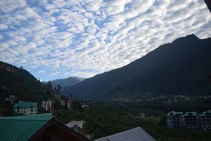 Ladakh Diaries - Day 1 Mumbai-Chandigarh-Manali