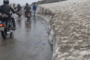 Ladakh Diaries Day 2 Manali-Rohtang-Jispa