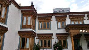 Ladakh Diaries Day 4 Lamayuru & Sham valley