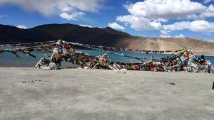 Ladakh Diaries Day 7 Leh-Thiksey- Pangong Tso
