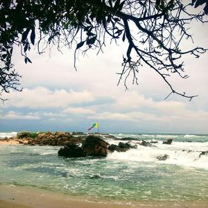 A tiny secluded beach & a little hard to reach - Secret Beach #BestTravelPictures #TripotoCommunity
