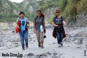 Trekking Mt. Pinatubo For The First Time