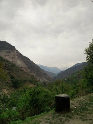 Along the banks of Parvati and Beas