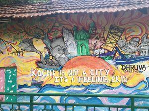 Fort Kochi, a paradise hidden in Kerala.