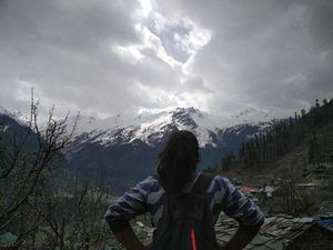 Mountain tripping, Kasol and Manali