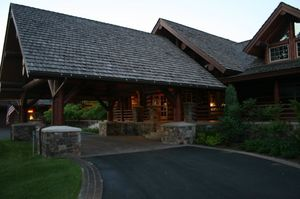Glacier Mountain Lodge 1/1 by Tripoto