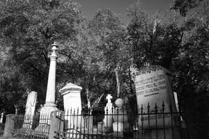 Jacksonville Historical Cemetery 1/1 by Tripoto