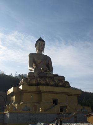 Buddha Dordenma 1/6 by Tripoto