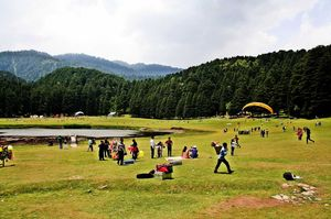 A Memorable Trip to Khajjiar – Mini Switzerland!