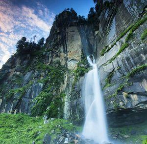 A Small Paradise: Jogini Waterfalls