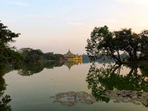 Kandawgyi Lake 1/1 by Tripoto