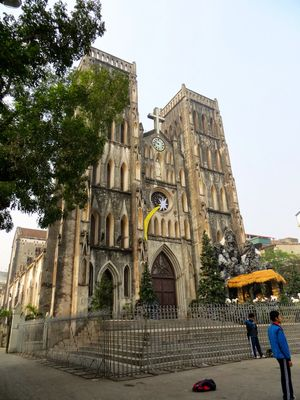 St. Joseph's Cathedral 1/1 by Tripoto