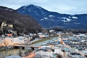 Mozart's Salzburg: The Pursuit of a Perfect View