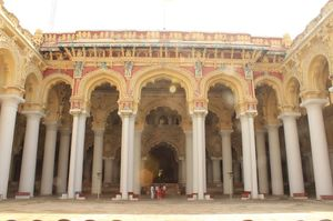 Thirumalai Nayakkar Palace 1/undefined by Tripoto