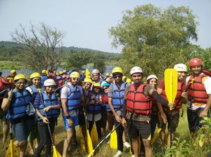 River Rafting @ Kolad