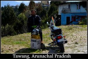 Motorcycling North East India - Part 1::Tawang (Arunachal Pradesh)
