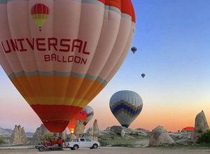 Mornings of cappadocia @jetairways @triptocommunity #BestTravelPictures #Turkey #urgup #instaTravel