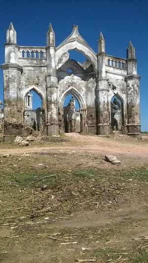 Shettihalli Church – Hidden beauty of Hemavathy River