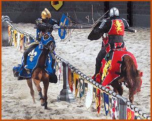 Medieval Times-Toronto 1/1 by Tripoto