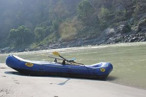 Rishikesh- Rafting in the Ganga
