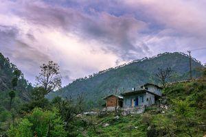 Lost in the mountains- Kedarkantha Peak