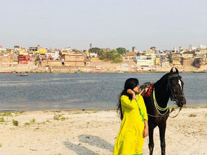 A Day In Varanasi!