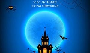 Let's Halloween In Mumbai!