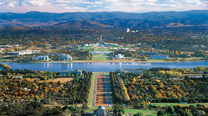 Unbelievable Canberra!