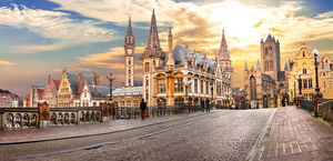 Gorgeous Ghent!
