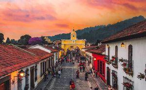 Discover Antigua!