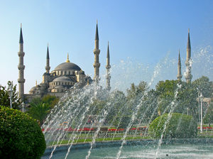Sultan Ahmed Mosque 1/5 by Tripoto