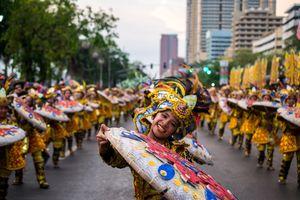 Colors Of Aliwan Fiesta 2014, Philippines