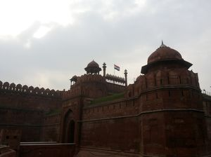 Red Fort (Lal Quila) 1/35 by Tripoto