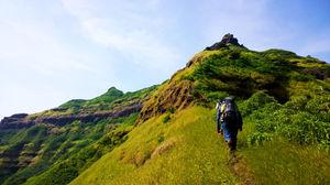A Lost Trail: Rajgarh - Torna Trek