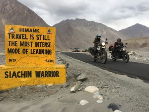 "Journey to ""LAND OF LAMA's"" Ladakh"