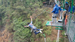 Enthralling Bungee Jumping in Nepal